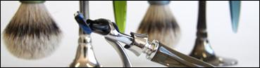 Наборы для бритья с подставкой