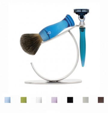 Набор для бритья с подставкой O-образной формы
