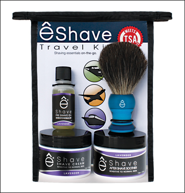 Shaving Travel Kit