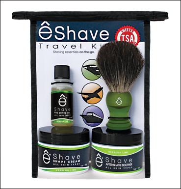 TSA Travel Shave Kit