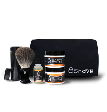 Travel Bag Shaving Set