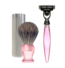 Shaving accessories for women